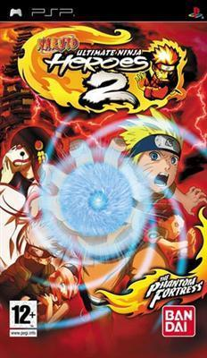 Naruto: Ultimate Ninja Heroes 2 PSP - Magazin Jocuri PSP Fighting