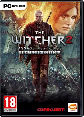 The Witcher 2 Assassins of Kings Enhanced Edition PC - Magazin Jocuri PC Role Playing Game