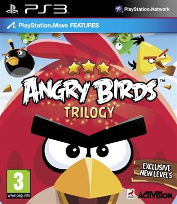 Angry Birds Trilogy PS3 - 4games Magazin Online Jocuri Diverse PS3 PC XBOX 3DS DS PSP