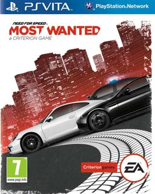 Need For Speed Most Wanted PS Vita - 4game.ro Magazin Jocuri Online
