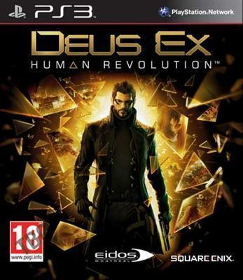 Deus Ex 3 Human Revolution PS3 - Magazin Jocuri PS3 First Person Shooter