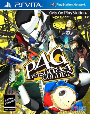 Persona 4 Golden PS Vita - 4games.ro Magazin Jocuri Online - Magazin Jocuri PS VITA Fighting