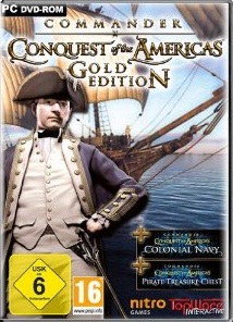 Commander Conquest of the Americas Gold Edition Pc - 4games.ro Magazin Jocuri Online