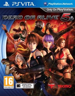 Dead or Alive 5 Plus PS VITA  - 4games.ro Magazin Jocuri Online