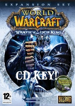 World of Warcraft Wrath of the Lich King PC CD Key - 4games.ro Magazin Online Jocuri PC PS3