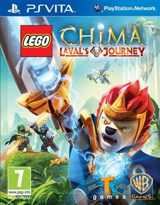 LEGO Legends Of Chima Laval's Journey PS Vita - 4games.ro Magazin Online Jocuri PC PS3 Xbox 360 Nintendo
