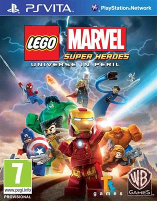 LEGO Marvel SuperHeroes PS VITA - 4games.ro Magazin Jocuri Online Xbox360, Ps3, PC, WII, WII U, PS VITA