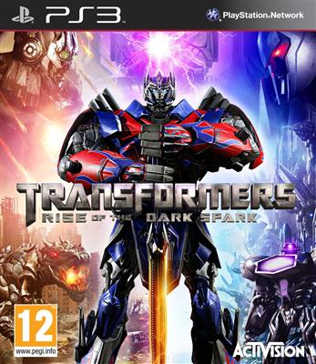 Transformers: Rise of the Dark Spark PS3  - Magazin Jocuri PS3 Third Person Shooter