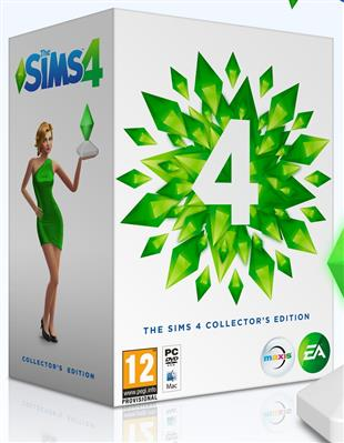 The Sims 4 Collector's Edition PC - Magazin Jocuri PC Simulator