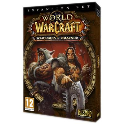 World of Warcraft Warlords of Draenor PC + 90 Level Boost - Magazin Jocuri PC Role Playing Game