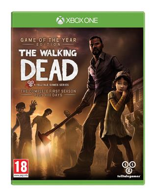 The Walking Dead Game of the Year Season 1 Xbox One - Magazin Jocuri Xbox One Actiune