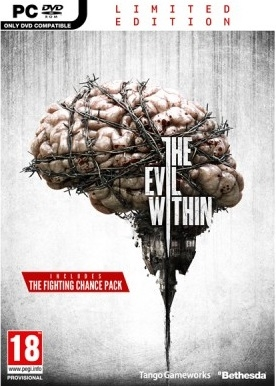 The Evil Within Limited Edition PC - Magazin Jocuri PC Actiune