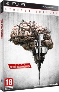 The Evil Within Limited Edition PS3 - Magazin Jocuri PS3 Actiune