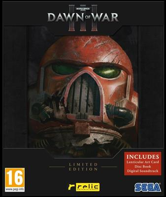 DAWN OF WAR 3 (III) Limited Edition PC - Magazin Jocuri PC Real Time Strategy