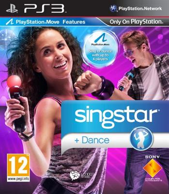 Singstar Dance (Playstation Move) Ps3 - Magazin Jocuri PS3 Move PS3