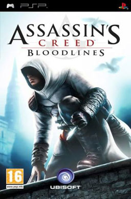 Assassin's Creed Bloodlines PSP - 4games.ro Magazin Jocuri Online