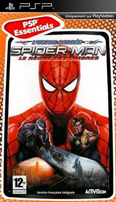 Spider-Man Web of Shadows PSP - 4games.ro Magazin Online Jocuri Diverse PSP PS3 PS2 WII XBOX PC